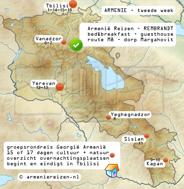 rondreis georgie armenie am
